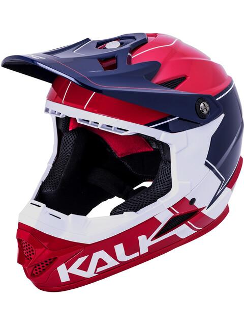 Kali Zoka - Casque de vélo Homme - bleu